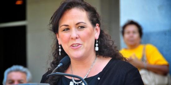 Assemblymember Lorena Gonzelaz