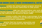 Environmental Justice Victories in the 2015 Legislative Session
