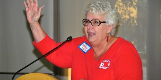 Penny Newman of CCAEJ