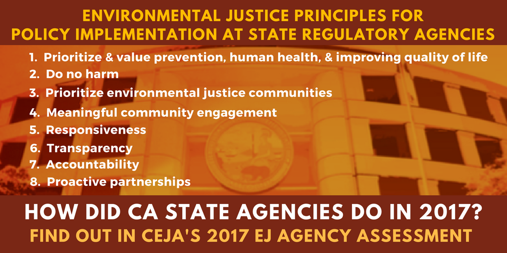California Environmental Justice Alliance | 2017