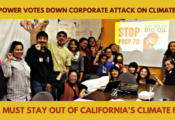 The Fight to Stop Prop 70: Communities of Color Say No to Big Oil