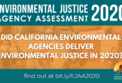 2020 Environmental Justice Agency Assessment