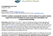 VISION coalition commends historic 3,200 ft setback for public health, urges Governor Newsom to close loopholes and phase out neighborhood drilling